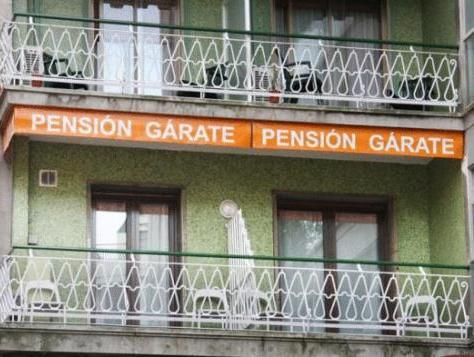 Pension Garate