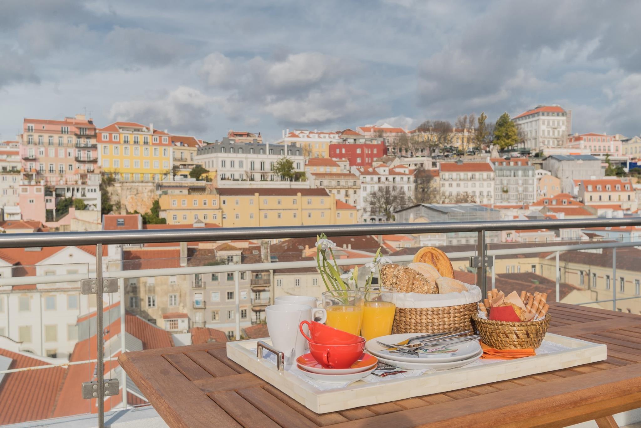 Exclusive Lisbon Apartments Downtown