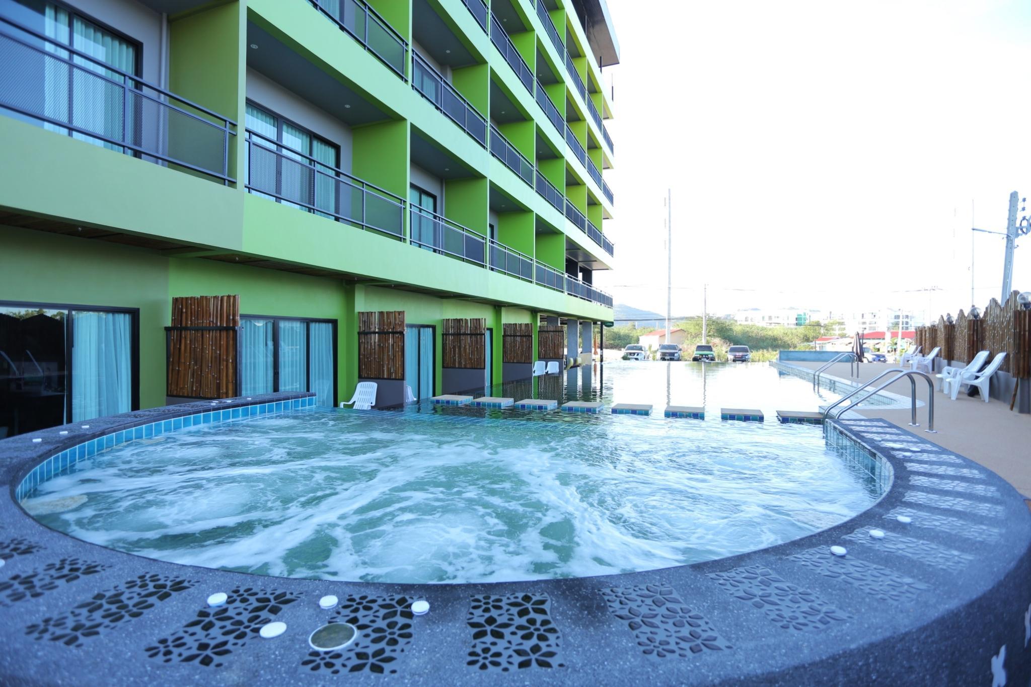 Bullkool Hua Hin Pool Villa
