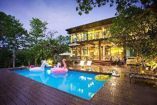 [カオヤイ国立公園]ヴィラ(150m2)| 5ベッドルーム/5バスルーム Khaoyai Valley pool villa 2