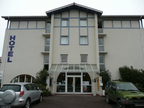 Hotel Altica Bayonne Anglet