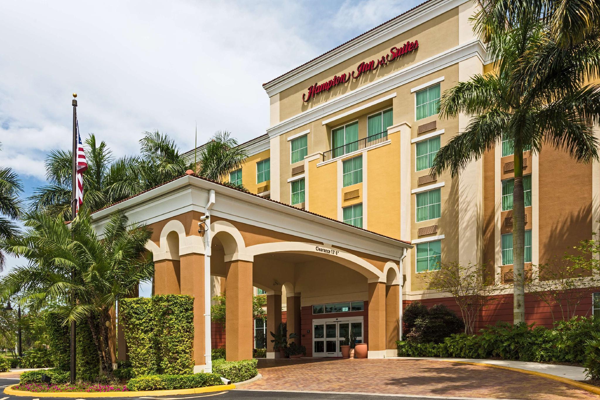 Hampton Inn And Suites Fort Lauderdale Miramar