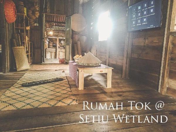 Rumah Tok @ Setiu Wetland Merang