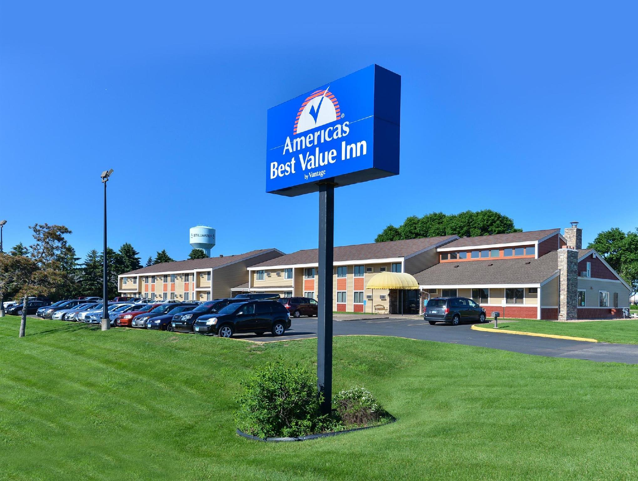 Americas Best Value Inn Stillwater St. Paul