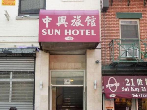 The SunBright Hotel New York