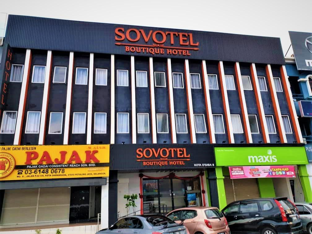 Sovotel Boutique Hotel @ Kota Damansara 8