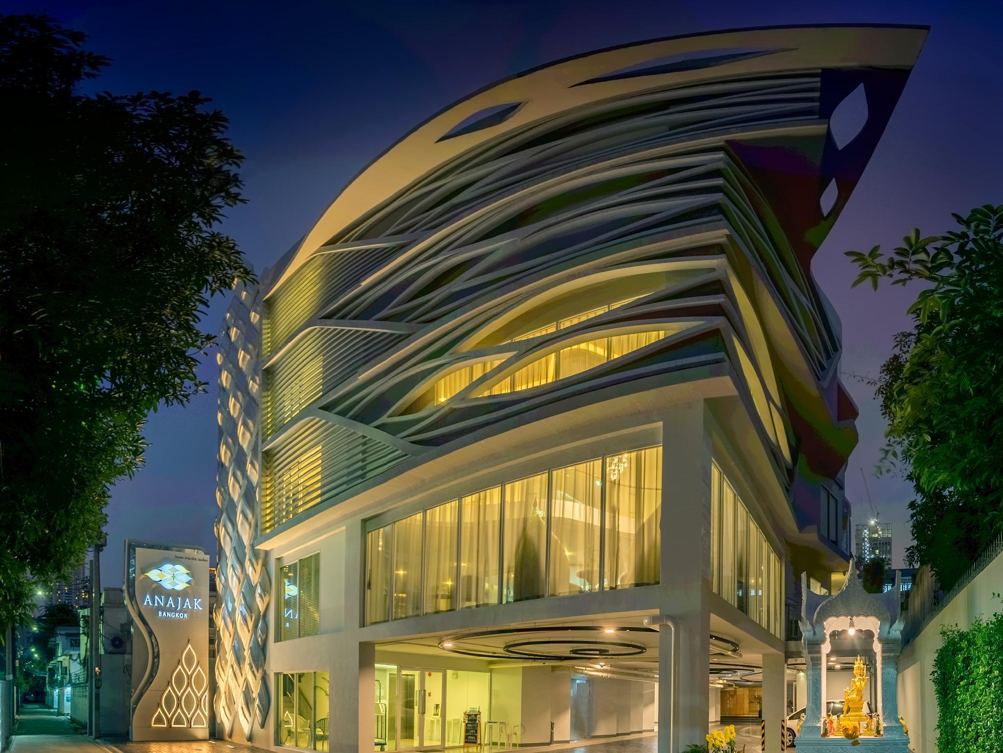 Anajak Bangkok Hotel Anajak Bangkok Hotel