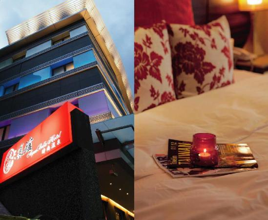 Aquabella Hotel Taipei