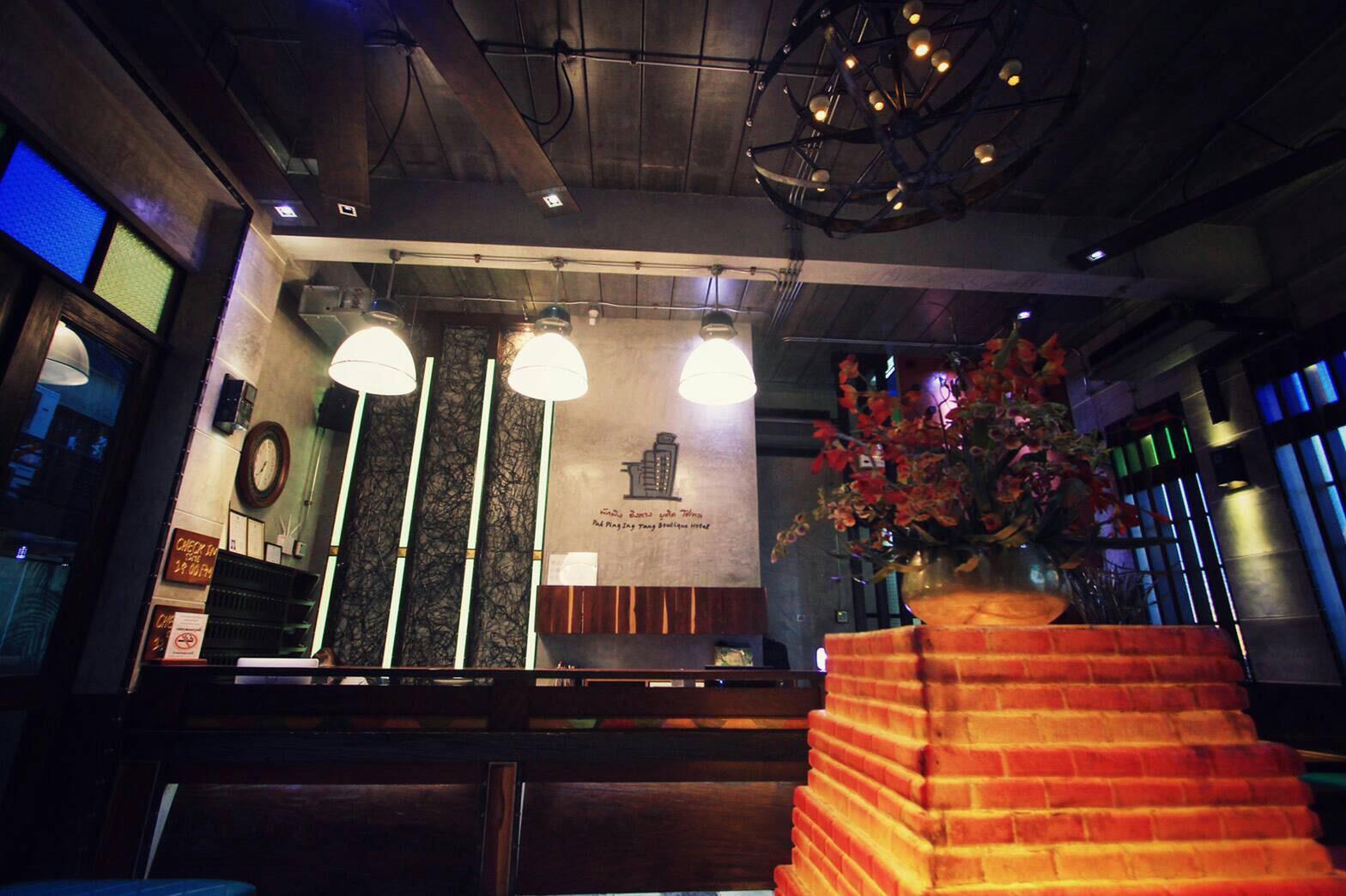 Pak Ping Ing Tang Boutique Hotel พักพิงอิงทาง บูทิก โฮเต็ล