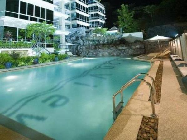Karon View Apartments Phuket