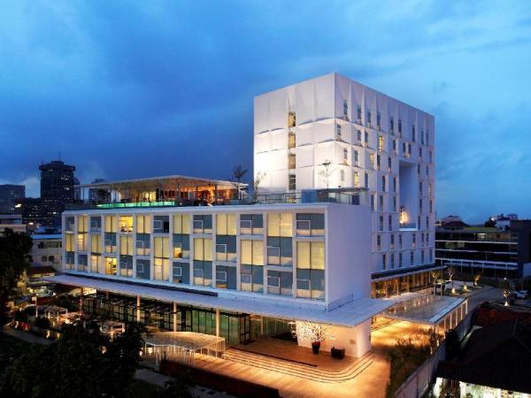 Morrissey Hotel Residences Jakarta