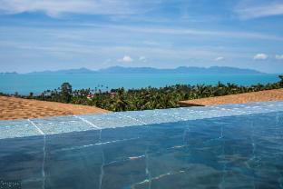 [バンポル]ヴィラ(150m2)| 5ベッドルーム/5バスルーム Five Bedroom Luxury Sea View Villa Lilac