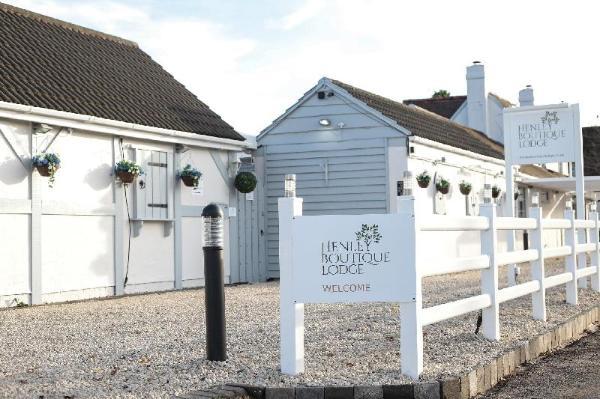 Henley Boutique Lodge Beaudesert