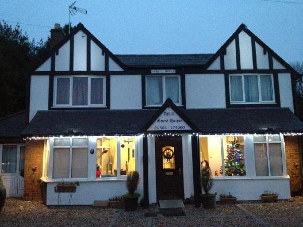 Achill Guest House Birmingham