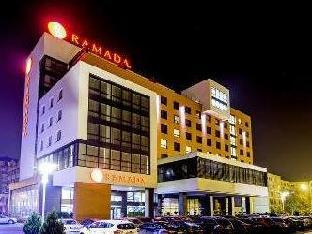 Rural accommodation at  Hotel Ramada Oradea