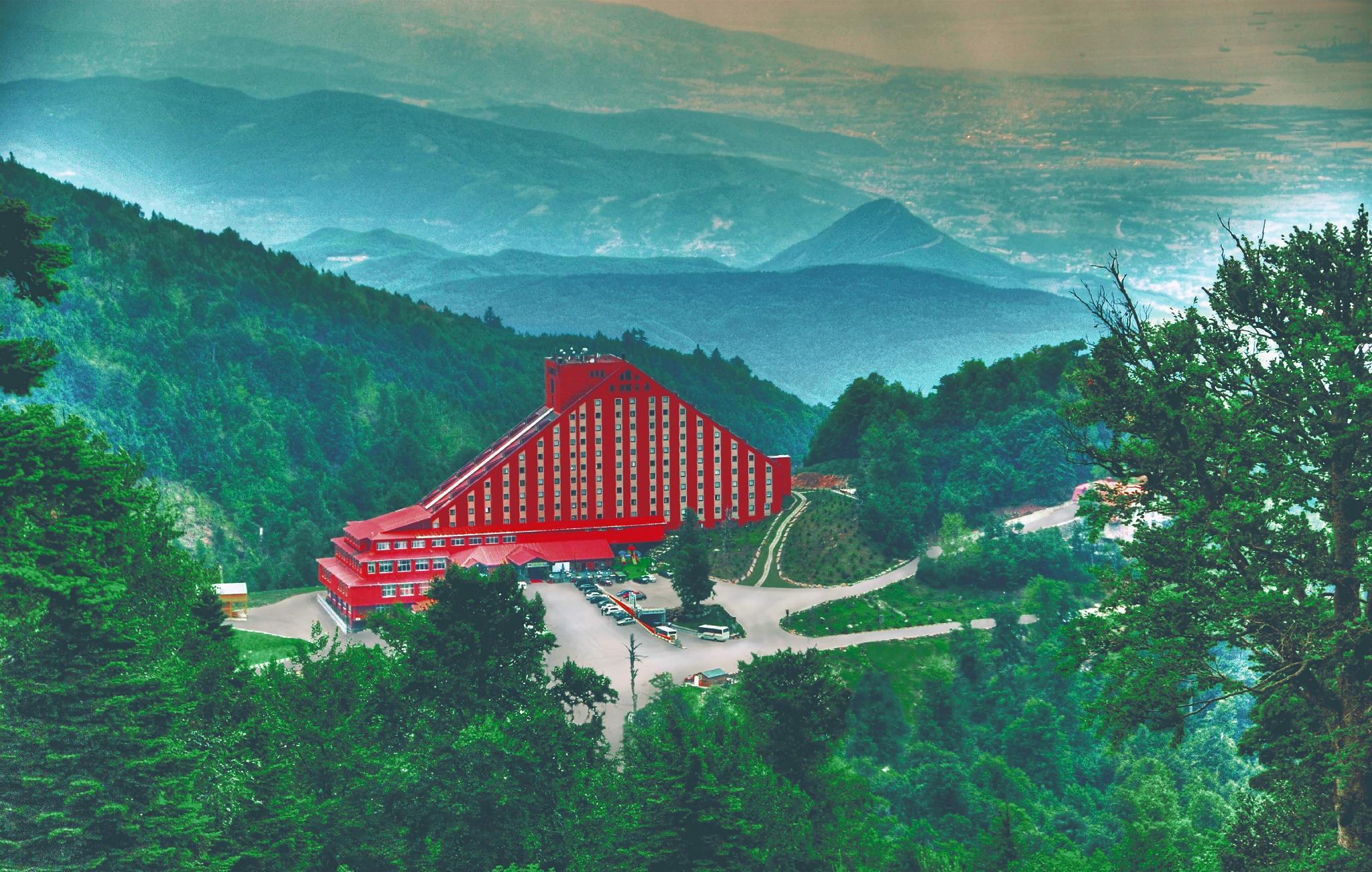 The Green Park Kartepe Resort