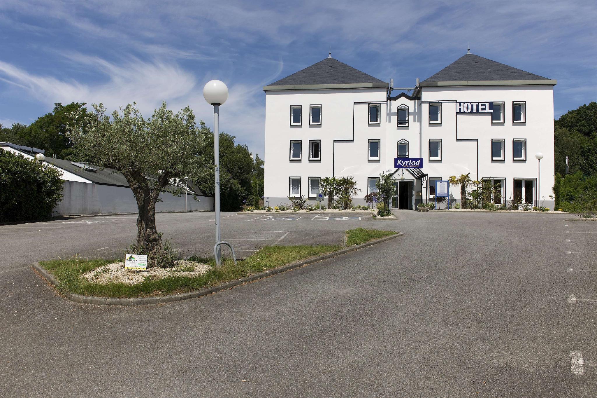 Kyriad Quimper Sud Hotel