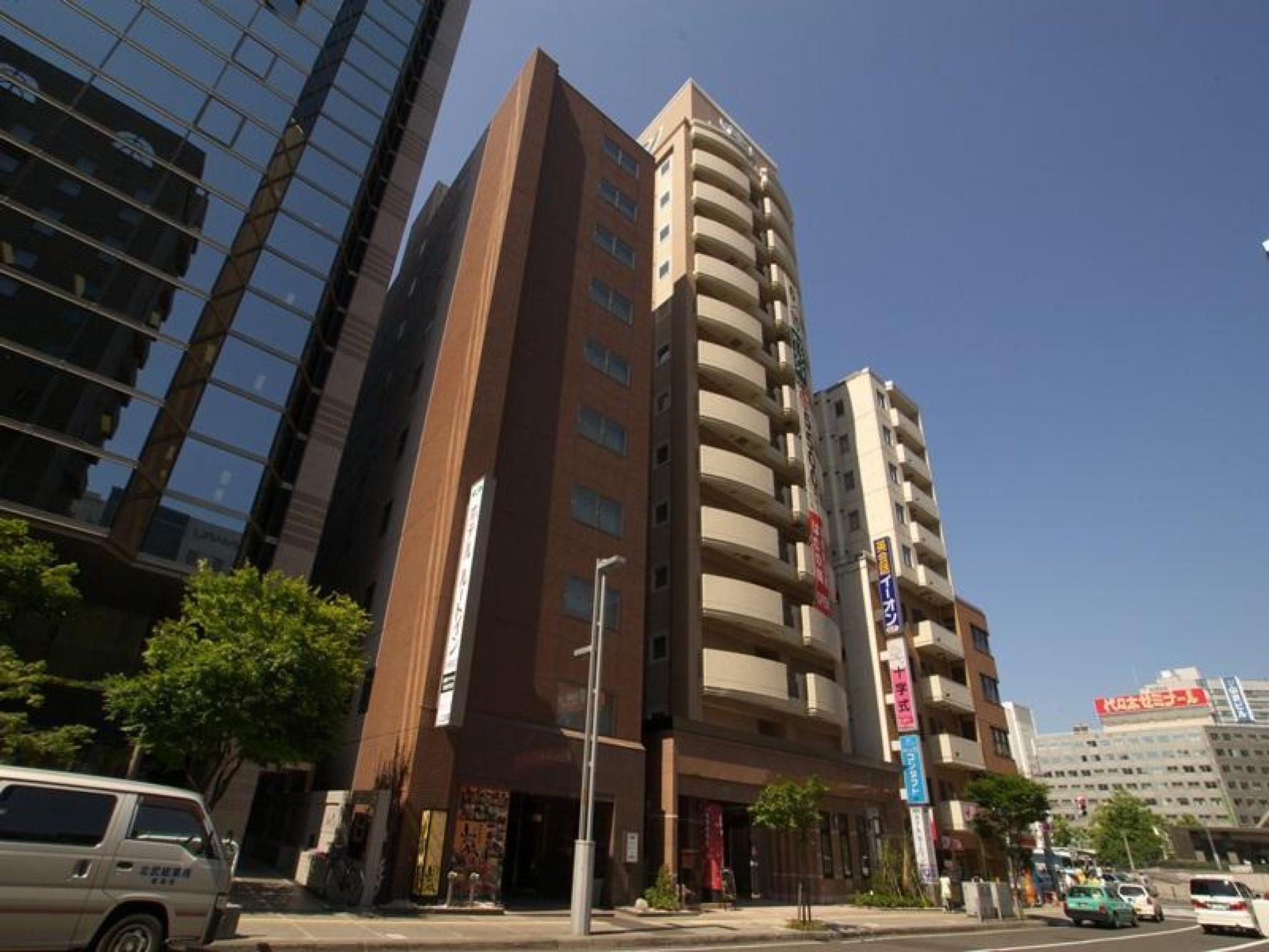 Hotel Route Inn Sapporo Ekimae Kita Guchi