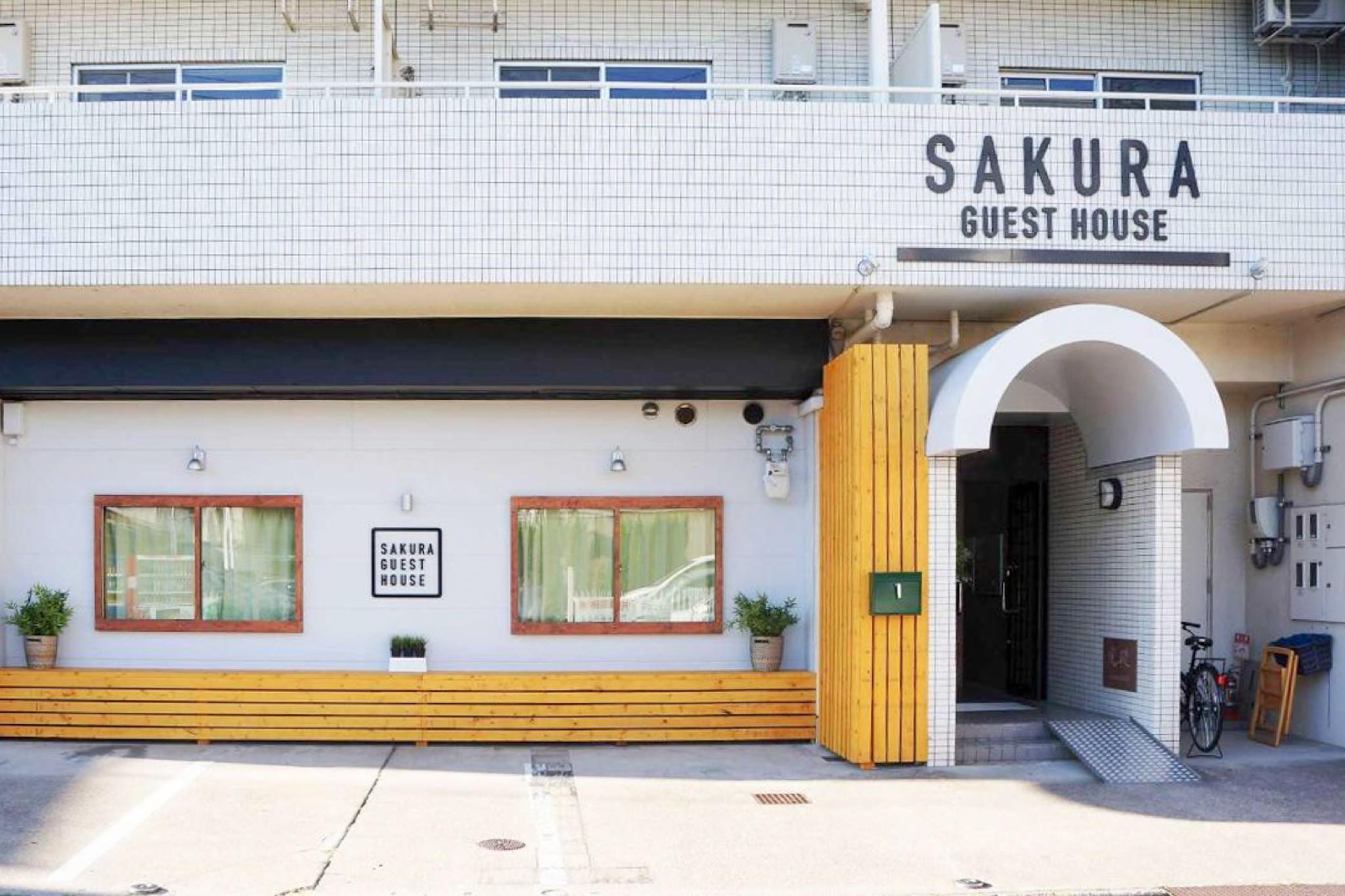 OYO 44590 Sakura Guest House