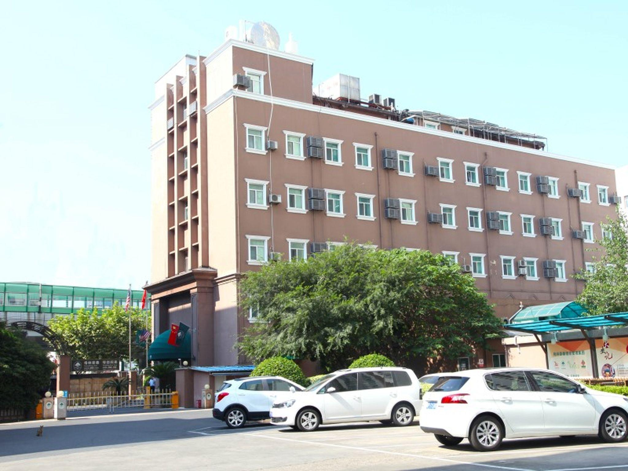 GreenTree Inn Shanghai Zhongshan Hutai Hotel