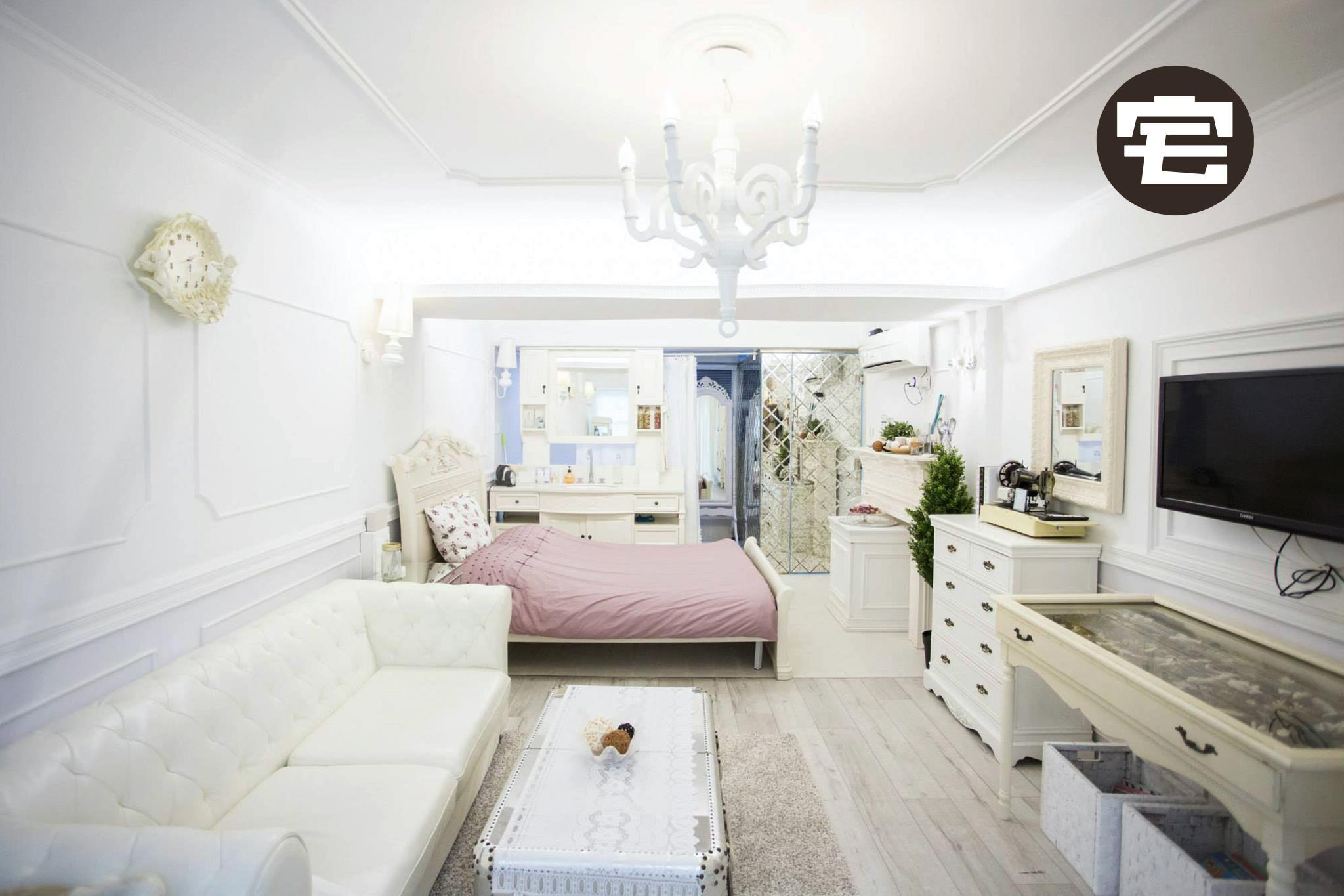 CT Dream Princess Style Theme Room