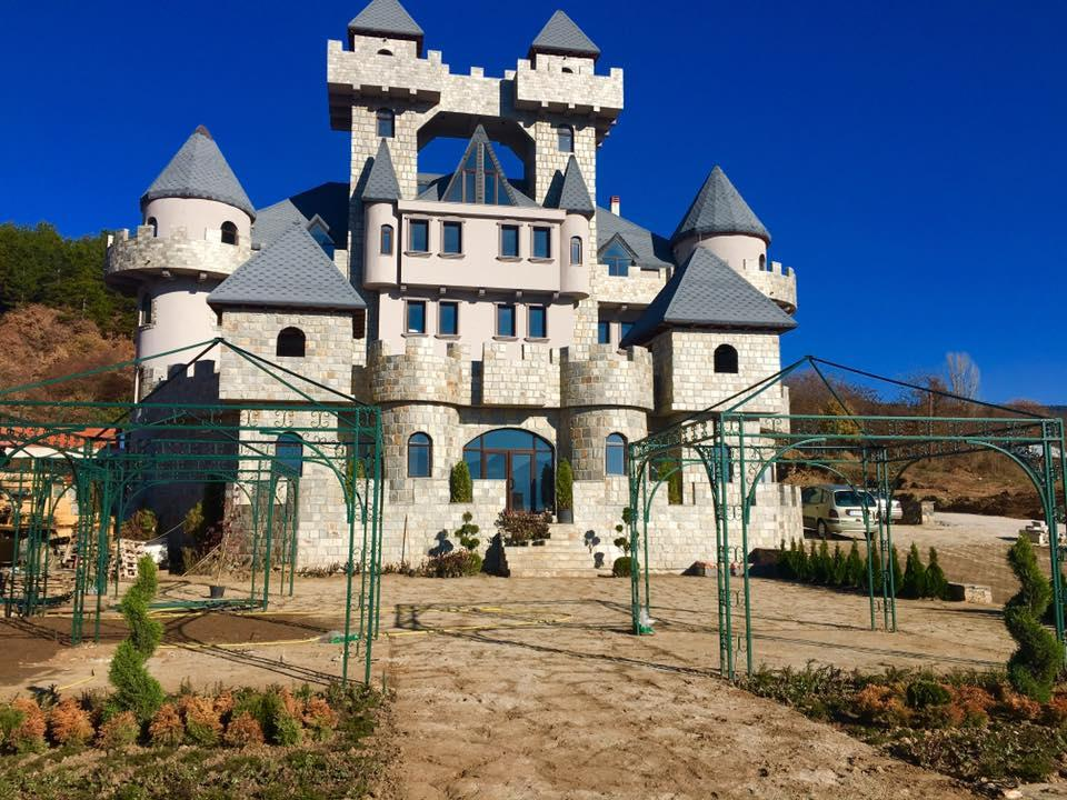 Royal Spa Valentina Castle