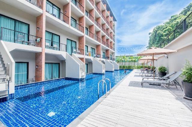 ชูการ์ มารีน่า รีสอร์ท คลิฟแฮงเกอร์ อ่าวนาง – Sugar Marina Resort-CLIFFHANGER-Aonang