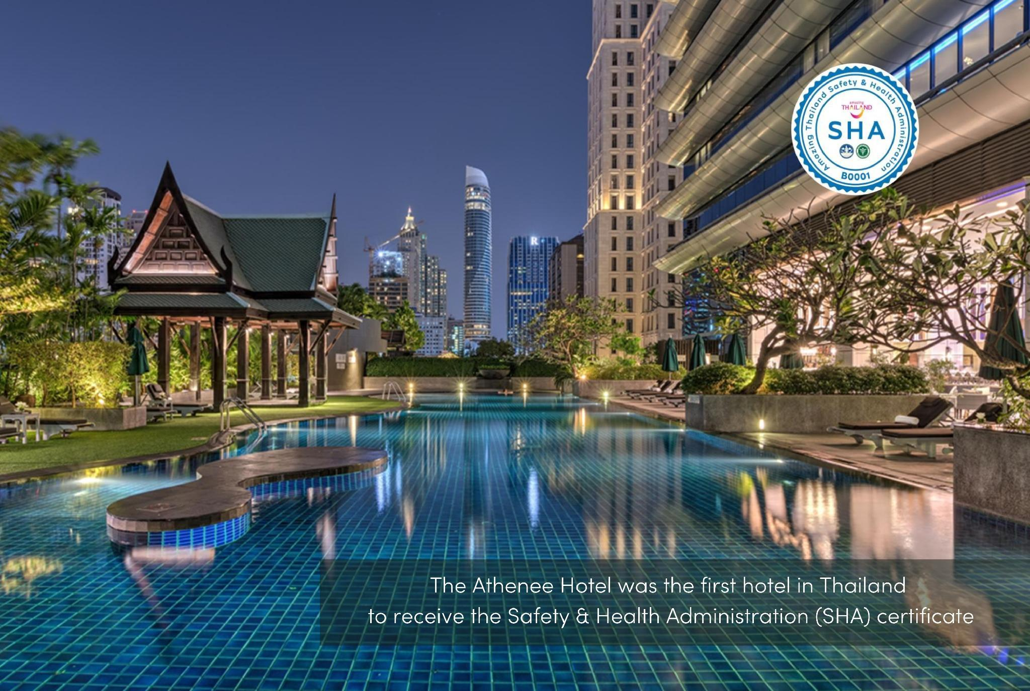 The Athenee Hotel A Luxury Collection Hotel Bangkok (SHA Certified)
