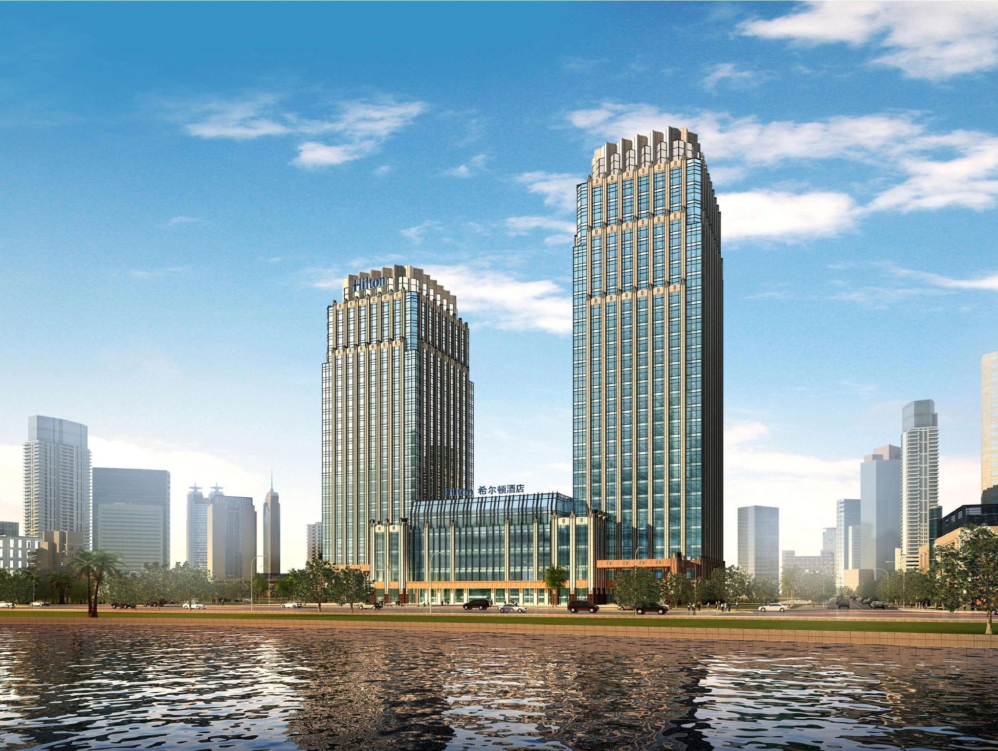 🟊🟊🟊🟊 Hilton Quanzhou Riverside - Quanzhou - China