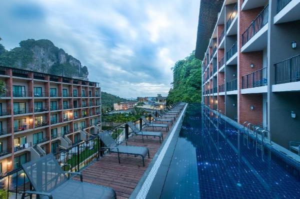 Sugar Marina Resort-CLIFFHANGER-Aonang Krabi