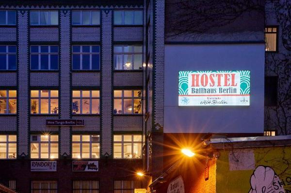 Ballhaus Berlin Hostel Berlin