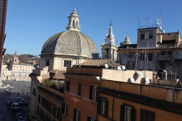 LHP Suite Piazza del Popolo Rome