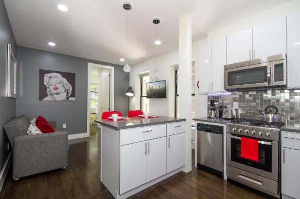Hamilton Heights-Luxurious Two Bedroom Home New York