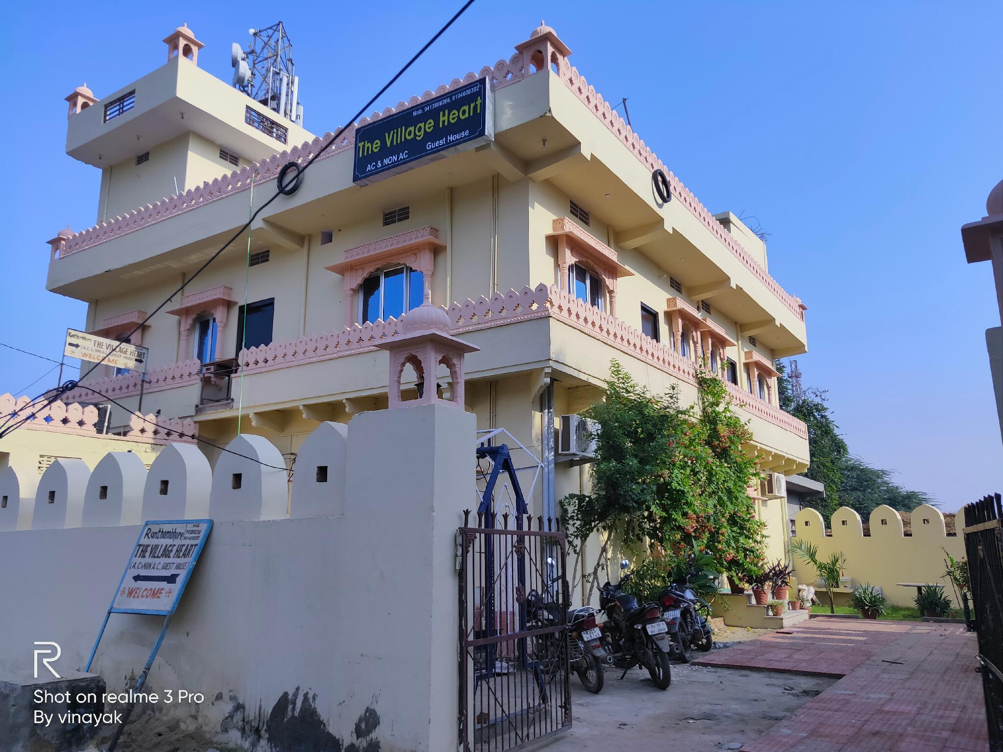 Hotel The Village Heart