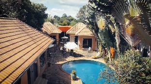 [クレン]ヴィラ(100m2)| 5ベッドルーム/5バスルーム Private Pool Resort with 5 Bungalows