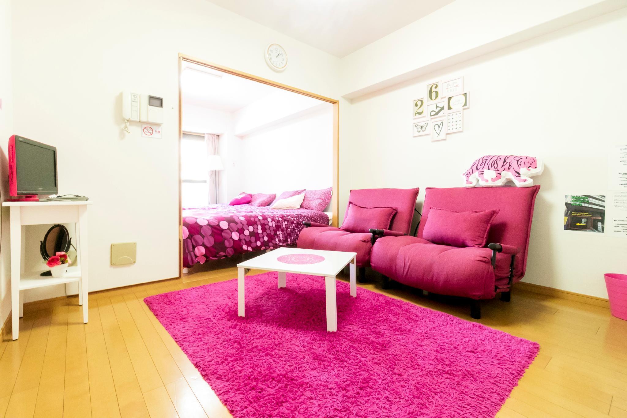 Shinsaibashi Elegant Apartment