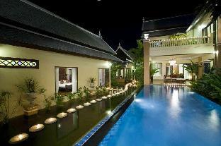 [市内中心地]一軒家(32m2)| 1ベッドルーム/5バスルーム Flora Ville Village Chiang Mai