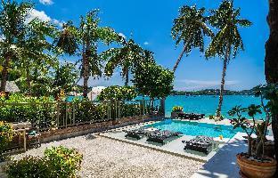 [パンワ ケープ]アパートメント(36m2)| 1ベッドルーム/1バスルーム Beachfront studio in Private Villa w/Infinity Pool