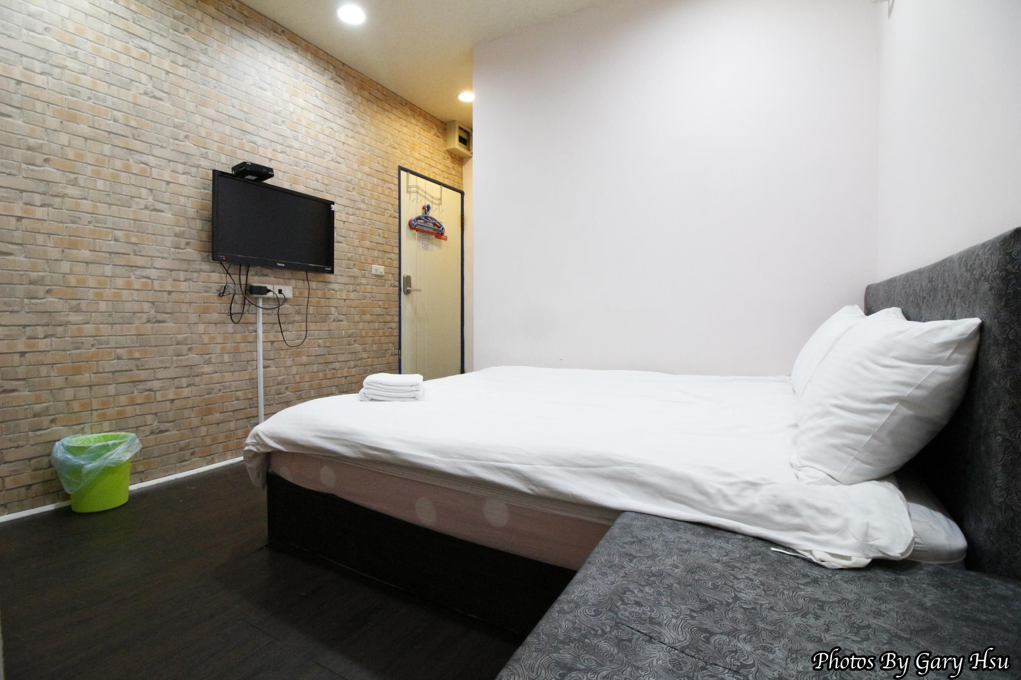 Taichung Go Around Hostel Standard Double Room3