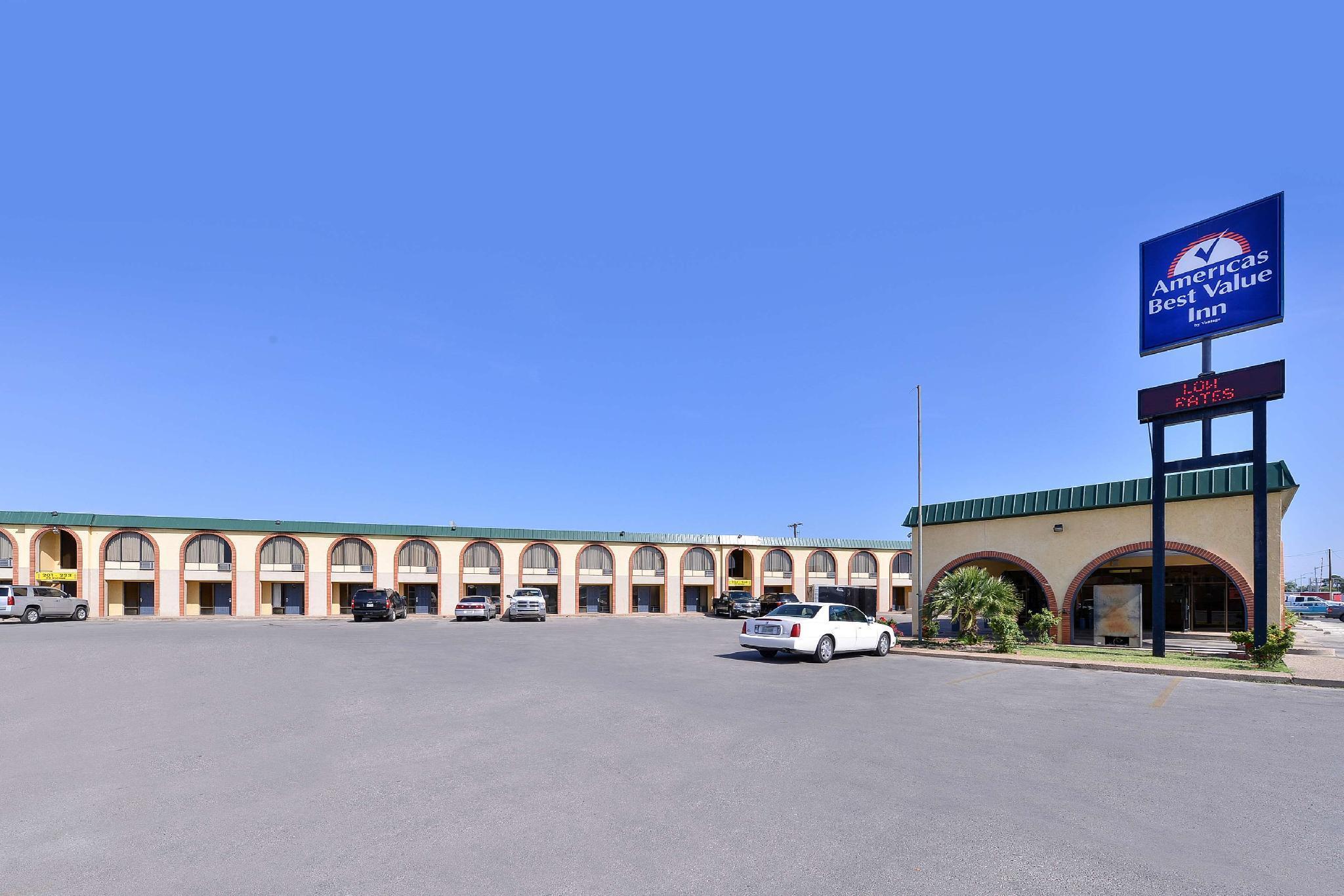 Americas Best Value Inn San Angelo