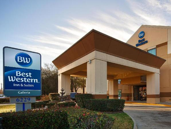 Best Western Fountainview Inn Houston