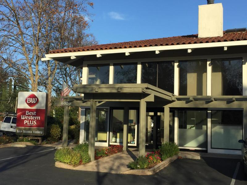 Best Western Plus Inn Scotts Valley Hotel