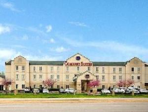 Comfort Suites Goodlettsville Hotel