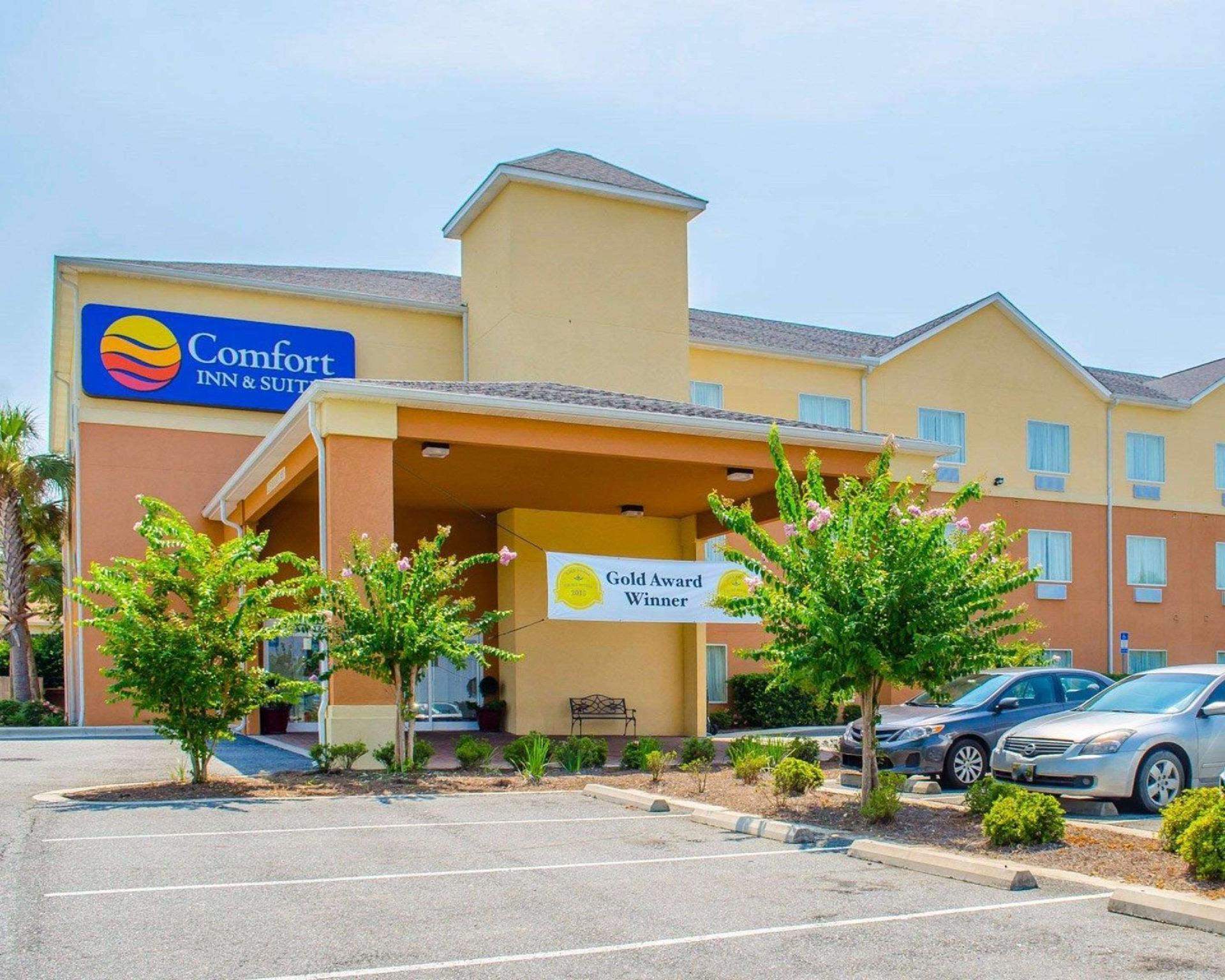 Comfort Inn And Suites Crestview