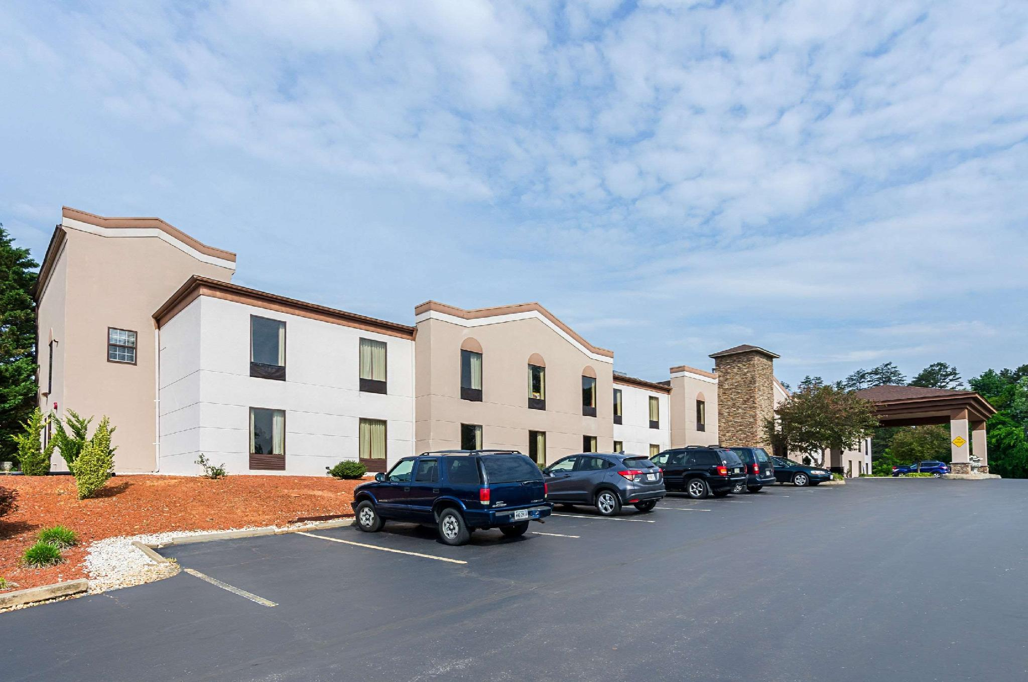 Quality Suites Altavista   Lynchburg South