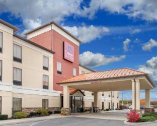 Comfort Suites Altoona (PA) Pennsylvania United States
