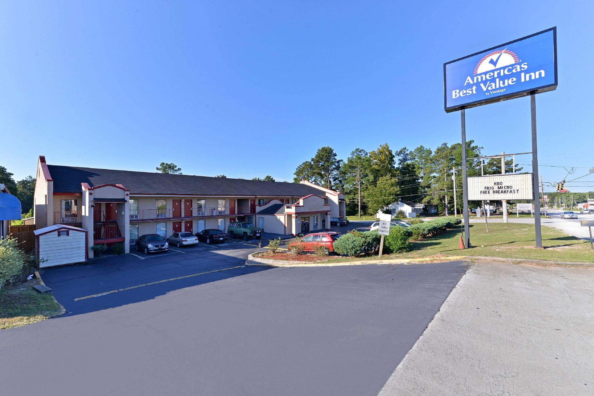 Americas Best Value Inn Augusta S