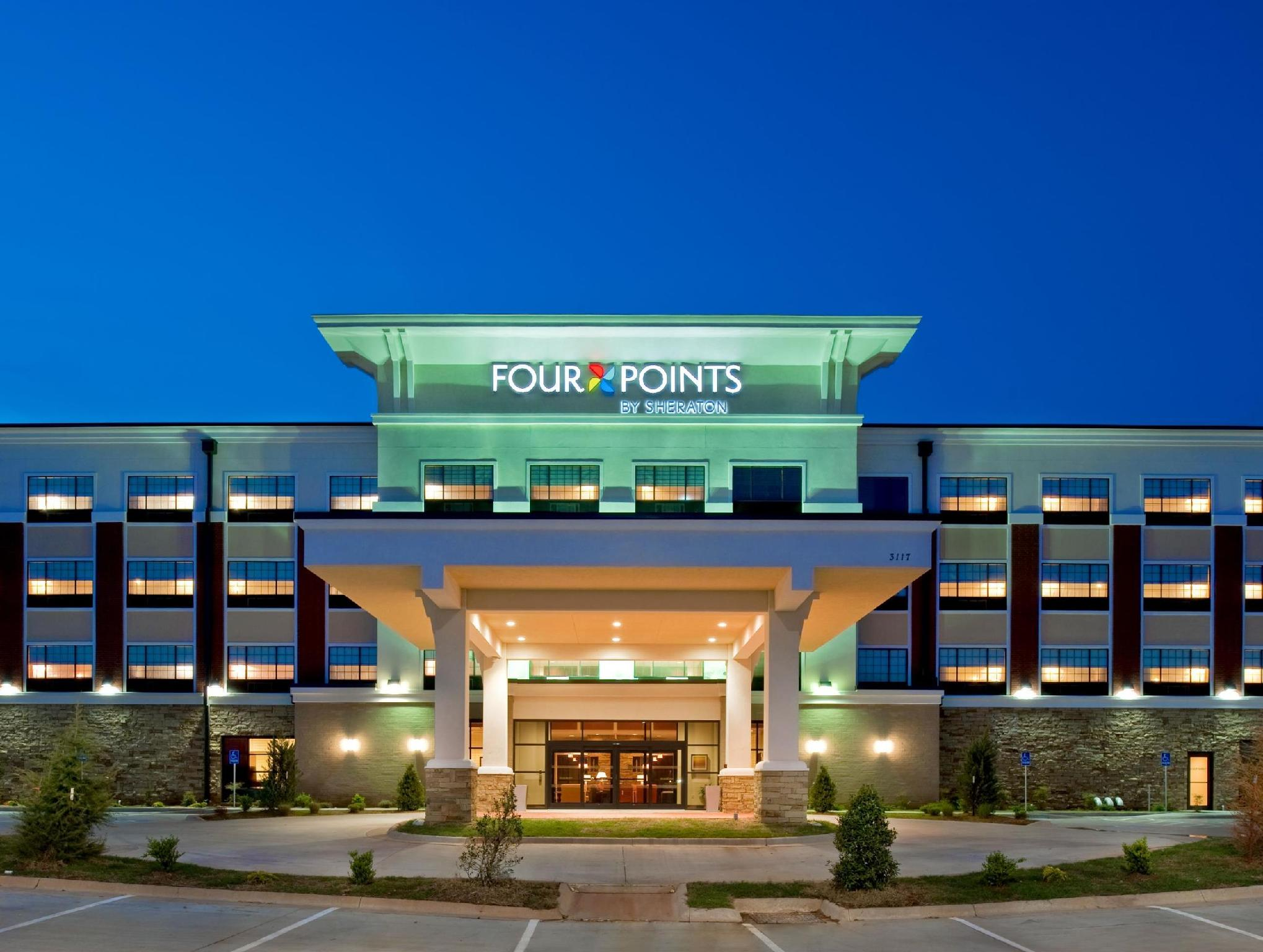 Four Points By Sheraton Oklahoma City Quail Springs