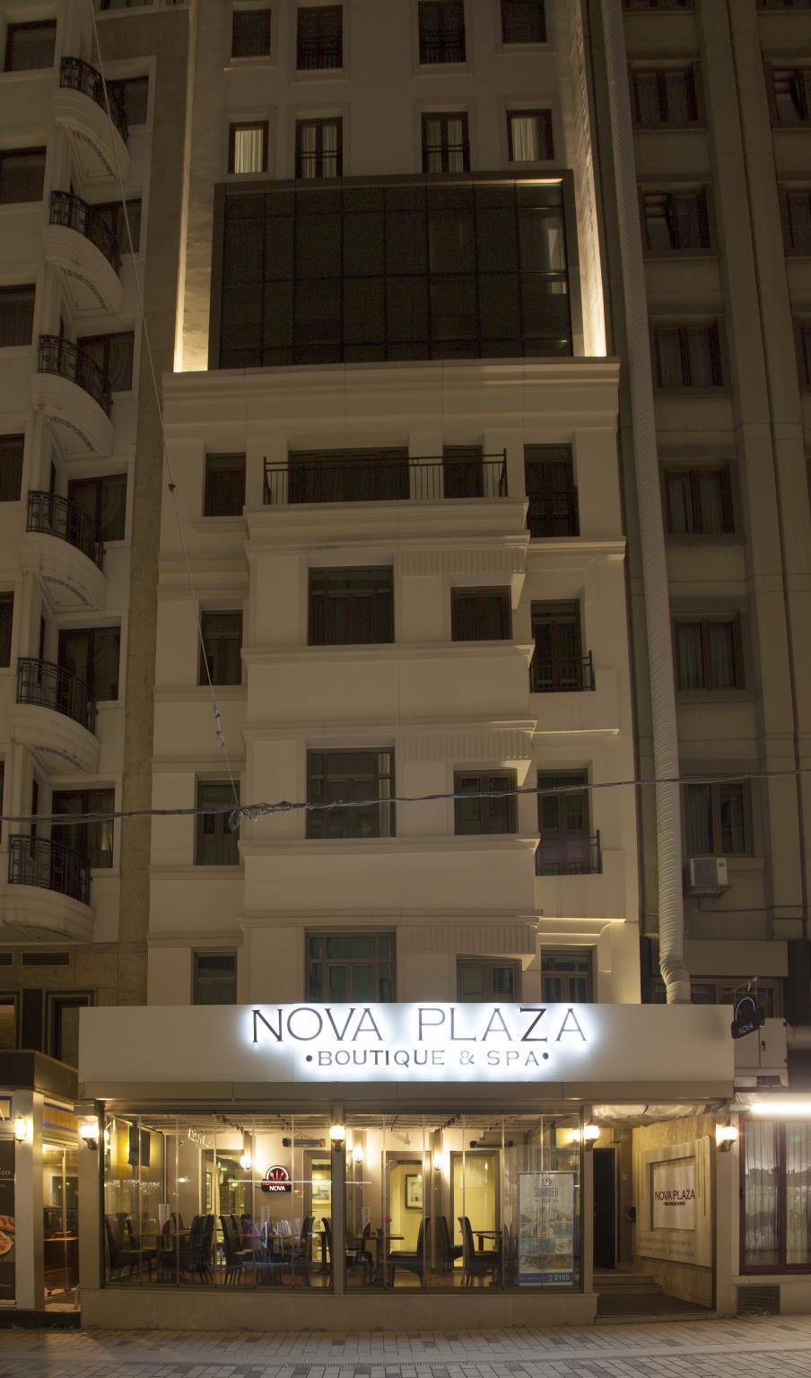Nova Plaza Boutique And Spa