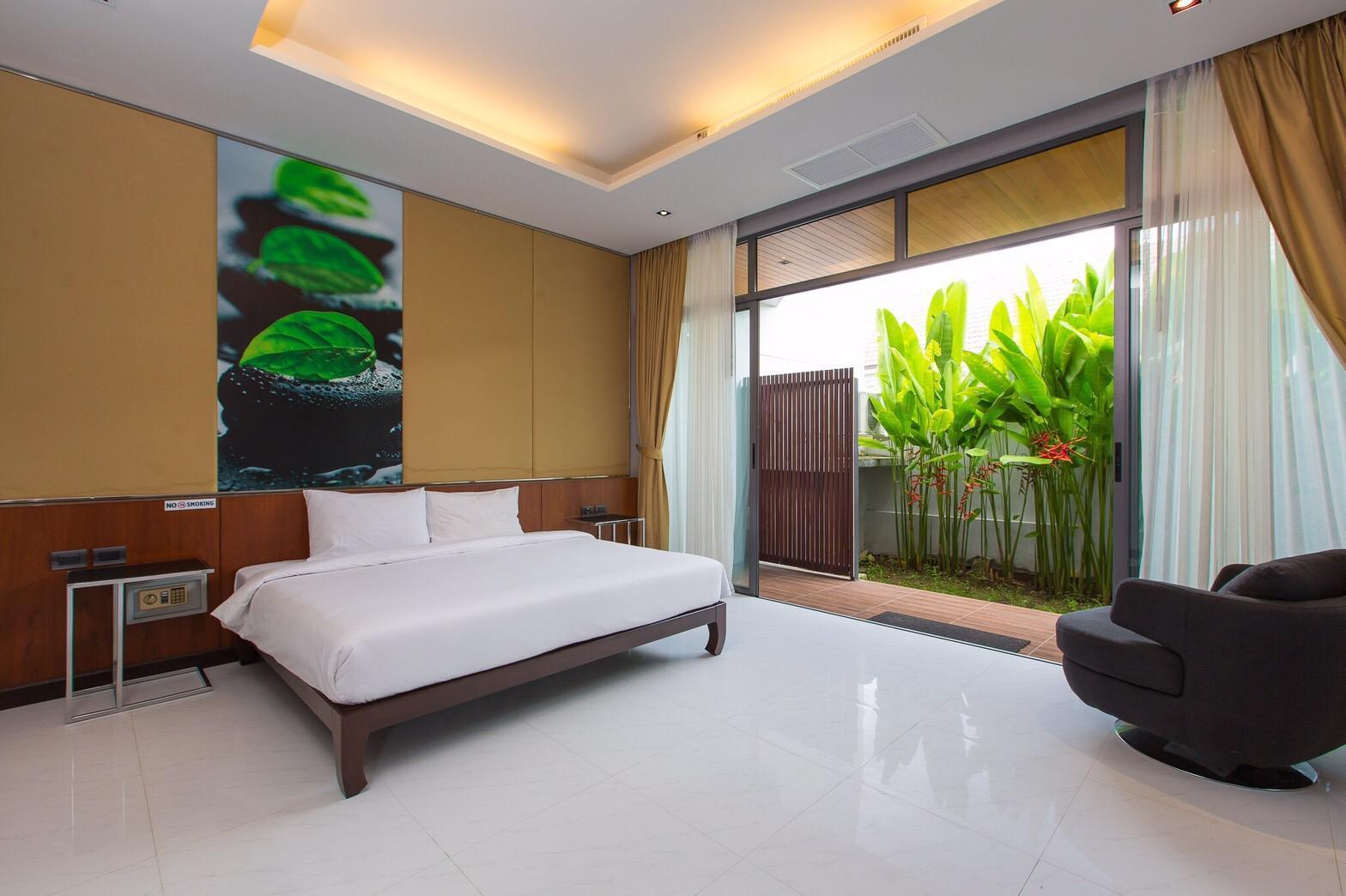 3 Bedrooms AQUA A1 Pool House 3 Bedrooms AQUA A1 Pool House